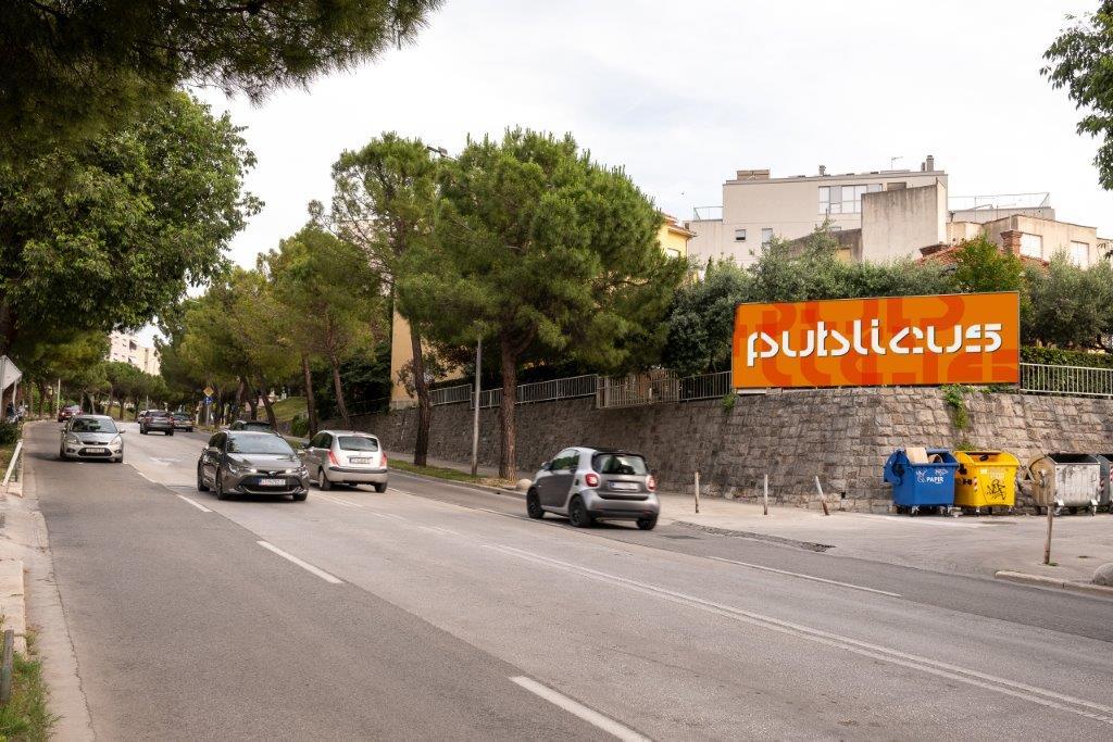 Split – Ulica slobode